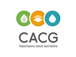 Logo de la CACG
