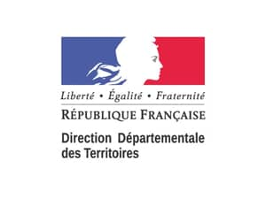 Logo de la Direction Départementale des Territoires