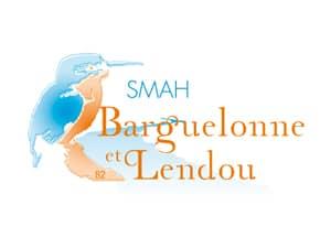 Logo du Syndicat Mixte du bassin de la Barguelonne et du Lendou